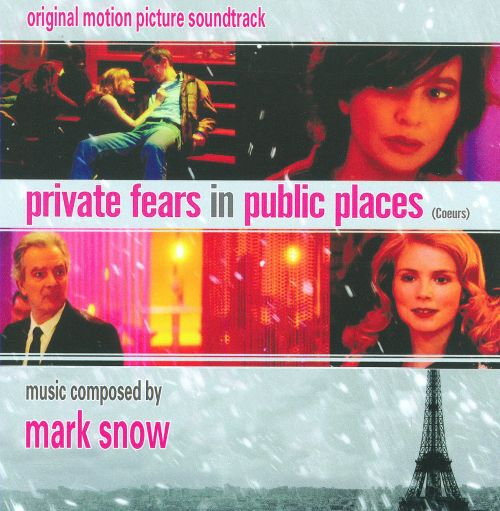 Private Fears in Public Places [Original Motion Picture Soundtrack]