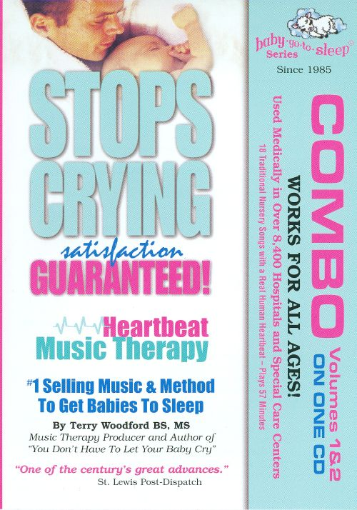 Stops Crying! COMBO Vol. 1 & 2 On One CD