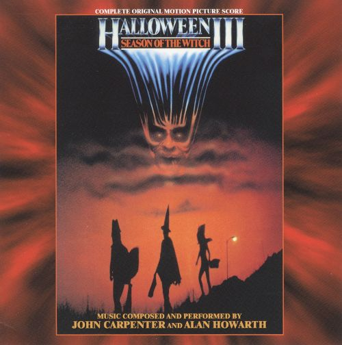 Halloween III: Season of the Witch [Complete Original Motion Picture Score]