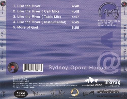 Like The River/More Of God