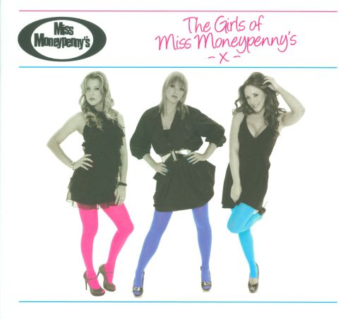 The Girls of Miss Moneypenny's -X-