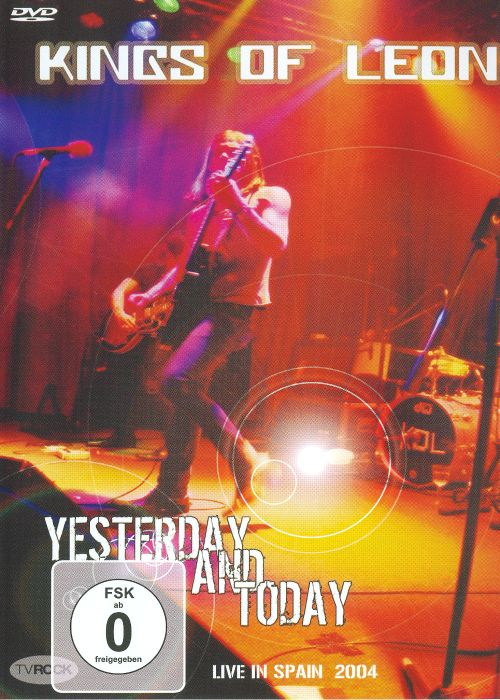 Yesterday and Today: Live in Spain 2004