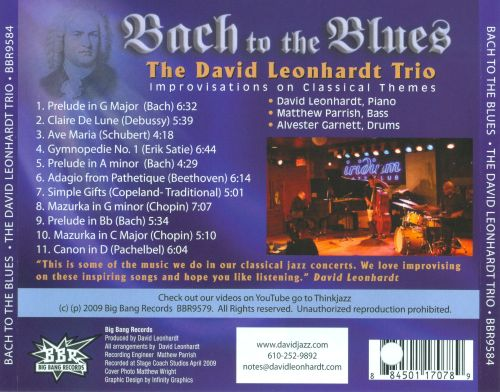 Bach to the Blues