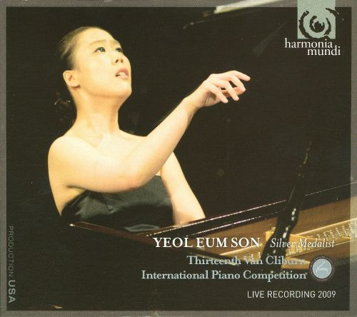 Yeol Eum Son - Silver Medalist: Thirteenth Van Cliburn International Piano Competition