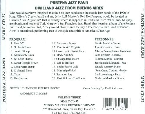 Jazz From Buenos Aires, Vol. 3