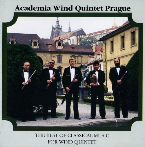 The Best of Classical Music for Wind Quintet