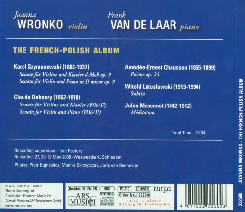 The French-Polish Album