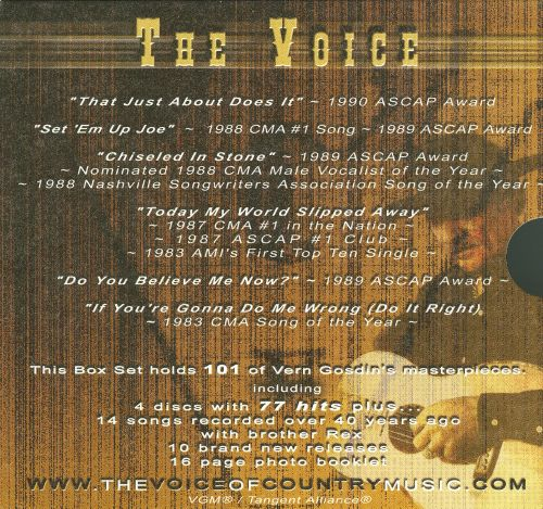 40 Years of the Voice