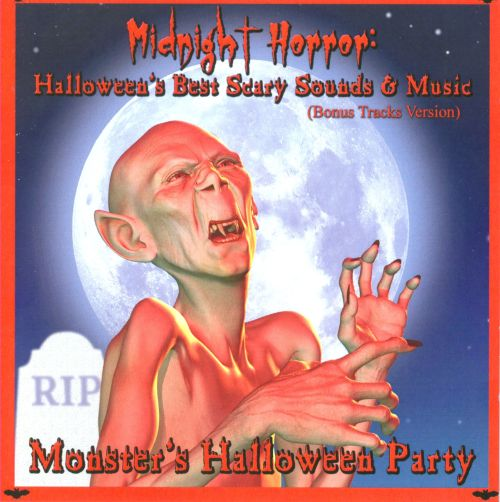 midnight horror halloweens best scary sounds music bonus tracks - Halloween Party Music Torrent
