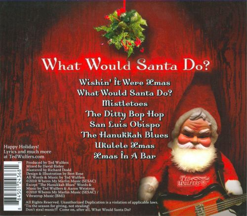 What Would Santa Do?