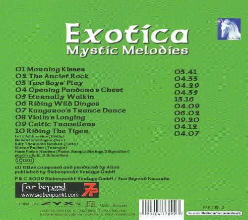 Exotica Mystic Meldies
