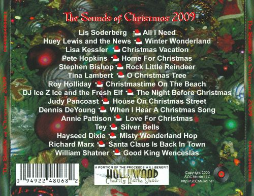The Sounds Of Christmas: 2009
