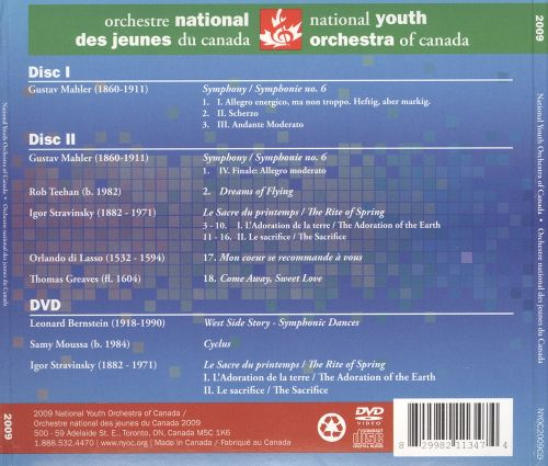 Selections from the National Tour