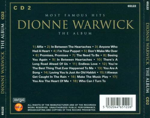 Most Famous Hits: The Album CD 2