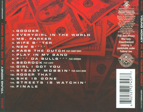 We Are Young Money - Young Money | Songs, Reviews, Credits ...
