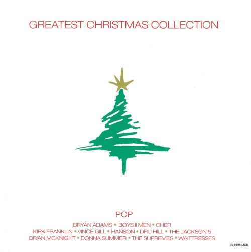 Greatest Christmas Collection: Pop