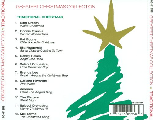 Greatest Christmas Collection: Traditional