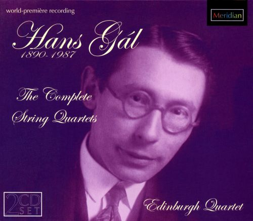 Hans Gál: The Complete String Quartets