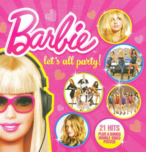 Barbie Lets All Party!