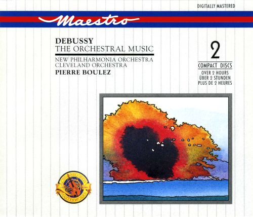 Debussy: The Orchestral Music