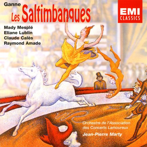 Louis Ganne: Les Saltimbanques