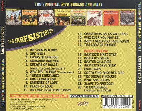 The Essential Hits Singles And More