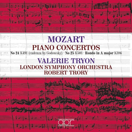 Mozart: Piano Concertos Nos. 24 & 25; Rondo in A major