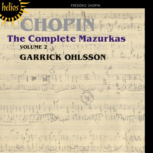 Chopin: The Complete Mazurkas, Vol. 2