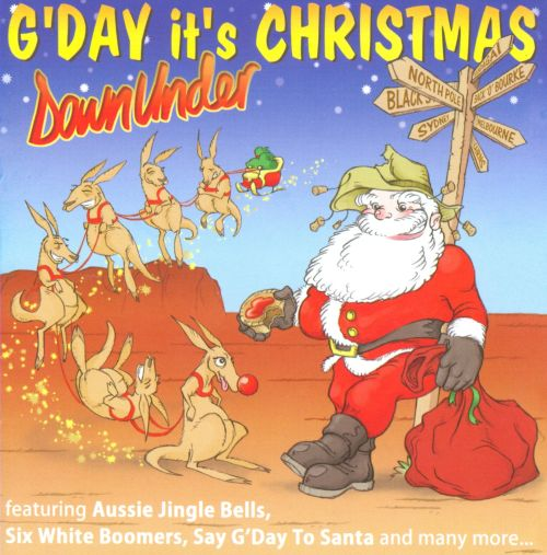 G'Day It's Christmas Down Under