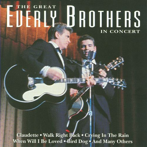 The Great Everly Brothers in Concert