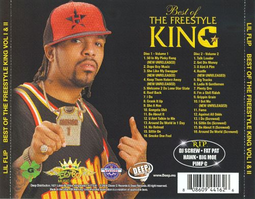 Best of the Freestyle King, Vols. 1-2
