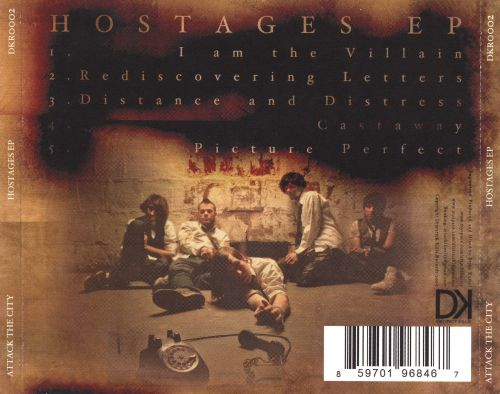 Hostages EP