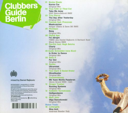 Clubber's Guide Berlin 2008