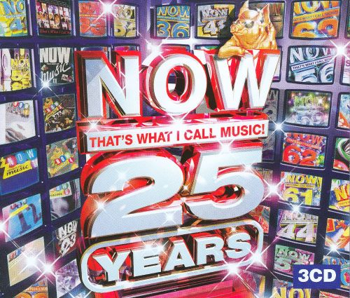 Now 25 songs