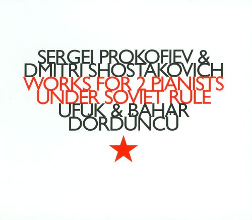 Works For 2 Pianists Under Soviet Rule