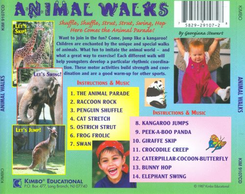 Animal Walks