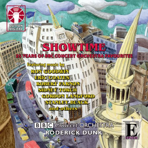 Showtime: 25 Years of BBC Concert Orchestra Favourites