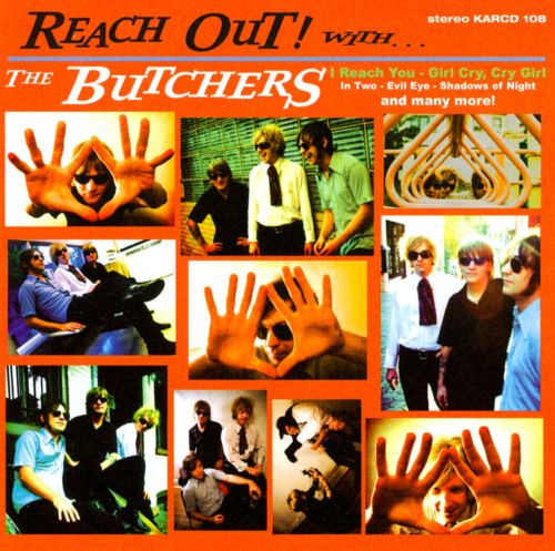 Reach out with the Butchers