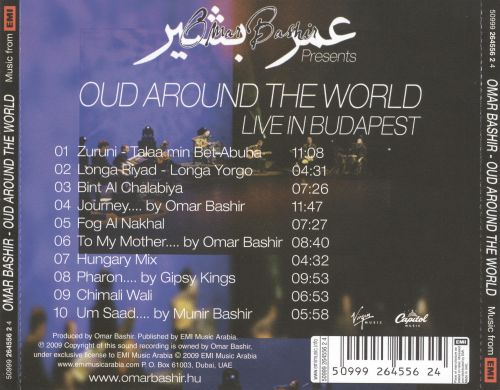 Oud Around The World: Live In Buddapest