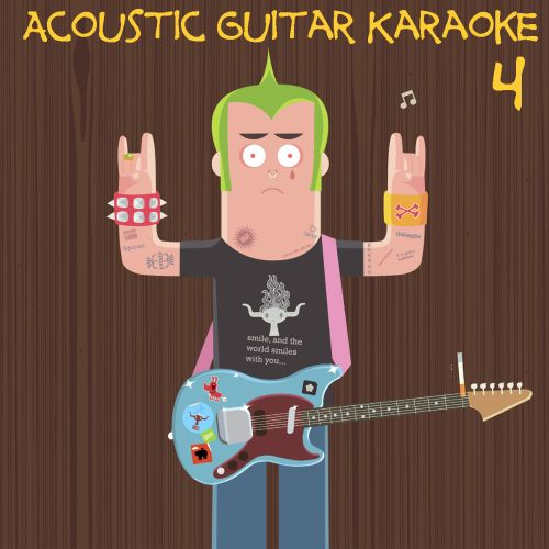 Acoustic Guitar Karaoke, Vol. 4