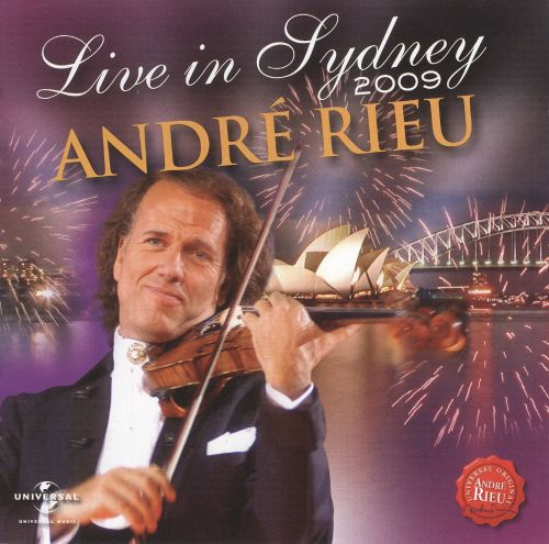 André Rieu Live In Sydney 2009
