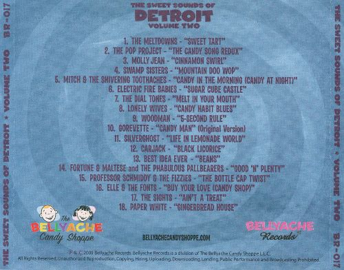 The Sweet Sounds of Detroit, Vol. 2