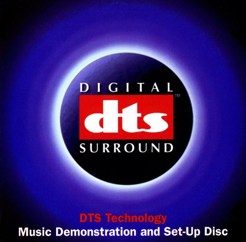DTS Tecnology: Music Demonstration and Set-Up Disc