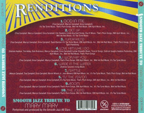 Renditions: Smooth Jazz Tribute to Mary Mary
