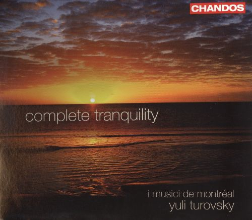 Complete Tranquility