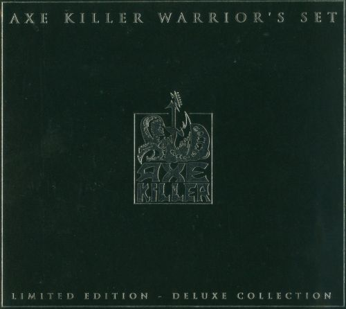 Axe Killer Warrior's Set: Vampire Rock/Solid As A Rock/Live And Raw