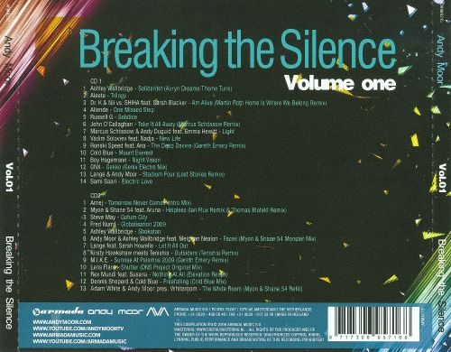 Breaking the Silence, Vol. 1