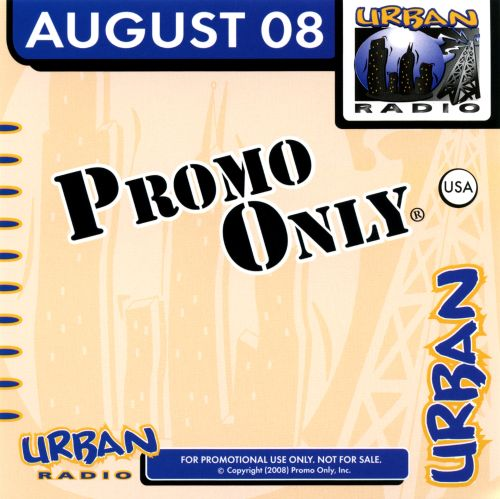 Promo Only: Urban Radio (August 2008)
