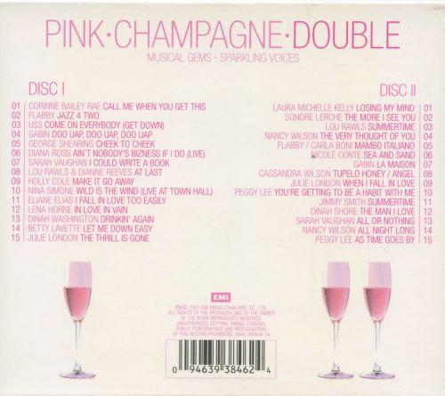 Pink Champagne Double