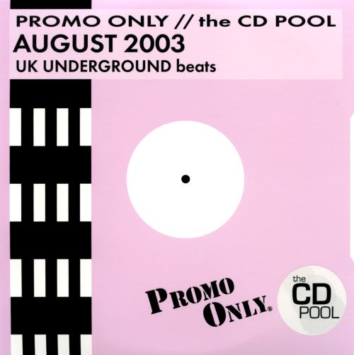 Promo Only: UK Club Beats (August 2003)
